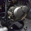 #バイク屋の日常 #スズキ #バンバン200 #エンジンオイル #交換 #オイル量