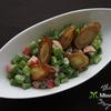 免疫力UP野菜レシピ9~いんげんとごぼうのヨーグルトサラダでシンバイオティクス!
