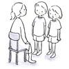 「なんで休んだの?風邪ひいたの?」園児からの質問と答え【幼稚園入園をめぐる家族の物語㉒】