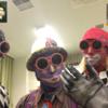 まぐろがおいしい焼津市の高校の芸術鑑賞でパペッションだったぞっ!