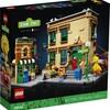LEGO 21324 123 セサミストリート アイデア