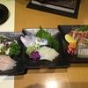ジャカルタ、セノパティの日本食レストラン。大将と相談しながら美味しい料理を食す