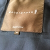 【Mackintosh】マッキントッシュ「Dunkeld」コットンステンカラーコートレビュー