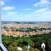 ハンガリー&チェコ旅「プラハ市民憩いの場でリフレッシュ!かわいらしいエッフェル塔?」