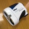 Nikonの Cool Shot Pro Stabilised を衝動買い! レーザー距離計を初めて買ってみました。