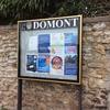 パリ郊外のドモンDOMONT へ