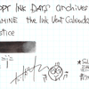 #0931 DIAMINE the Ink Vent Calender Solstice