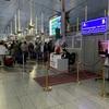 4日目:マーハーン航空 W577 テヘラン(IKA)〜上海(PVG) ビジネス