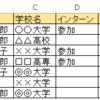 採用実務に便利!Excel関数3選