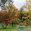 10月25日のツーリング 紅葉巡り三ヶ所目 善光寺と洞爺湖 その2