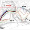 岩手県大槌町 町道 浪板弓形線・筋山団地2号線が開通