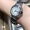 N・K様の腕時計選び【カルティエ】バロンブルー ドゥ カルティエ