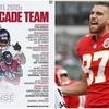 【NFL TOP100 in 2021】5位 TEトラビス・ケルシー