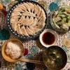 オートミールと豆腐の餃子