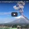 フィリピンにある富士山ソックリの活火山