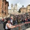 マイルを使ってヨーロッパに行ってきた話〜ローマ観光〜