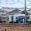 長野総合車両センター廃車置場周辺(6/26)