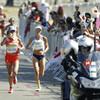 女子マラソン、スムゴング優勝 日本勢最高は福士14位