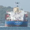 26日に入港した船が先ほど出港!