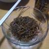 土筆の佃煮レシピを確認用にブログに公開。