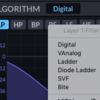 SynthMasterの使い方4-Filter画面を解説!