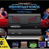 アイレム、デコ、ジャレコなどのゲーム80本を収録したマシン「GENERATION」が12月23日発売決定!