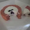 【ローソン】果肉がたくさん!「プレミアムブルーベリーとチーズのロールケーキ」