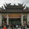 【週末弾丸一人旅台湾編2日目②】龍山寺。昼の風景、夜の風景。
