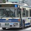 名古屋市バス 2両だけの廃油燃料バス
