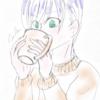 温かい飲み物は幸せ