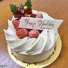【目白】エーグルドゥース ~クリスマスケーキ~