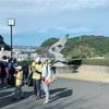富士川キウイマラソンの反省会