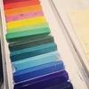 色彩心理カラーアートセラピーを学んでます(佐賀カラー診断)