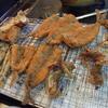 幸運な病のレシピ( 1404 )夜:イワシフライ、鮎天ぷら、小鯛唐揚げ、ハタハタ唐揚げ、汁