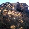 外岩ルートクライミング体験記