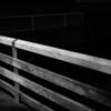 木橋の欄干