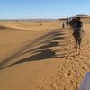 #054 メルズーガ砂漠で野宿してみた。 (2010.6)