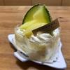 FOUNDRYの静岡県産クラウンメロンと阿寒湖酪農家のショートケーキ