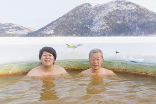 「航空会社の社長」ってどんな人? AIRDO社長と温泉で裸の付き合いをしてみた