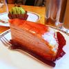 コメダ珈琲店のケーキセットで一休み@鹿児島市七ツ島