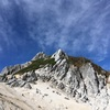 雲上の稜線歩き  燕岳 大天井岳