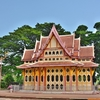 「ホアヒン駅」~バンコクから列車で到着したら、そこがホアヒンの見どころポイントのひとつ!!