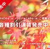 スカイマークのSKYバーゲンと各種割引秋冬路線が8月30日より発売中!最安4,500円から