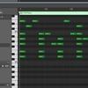GarageBand for Mac:ピアノロールの鍵盤幅問題、もしかして解決した?
