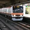 武蔵野線209系E231系撮影記