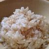私の朝と玄米の話