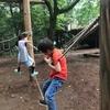 【子連れで1泊旅行】清水公園フィールドアスレチックに行ってきた(BBQ、バンガロー宿泊)
