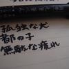 楽しい筆ペン生活