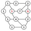 最小経路迷路:問題15