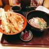 【お初天神】天ぷら気分なら「五福」の690円ランチセットが超満腹でオススメ★